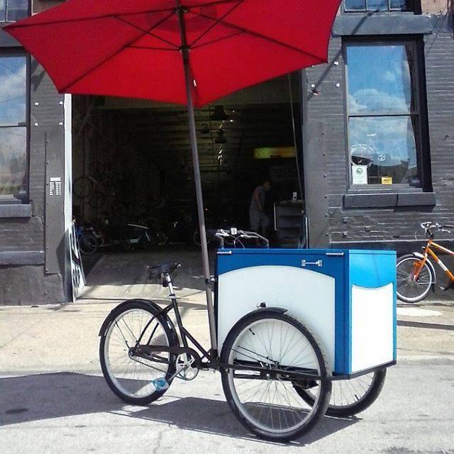 Vending Trike