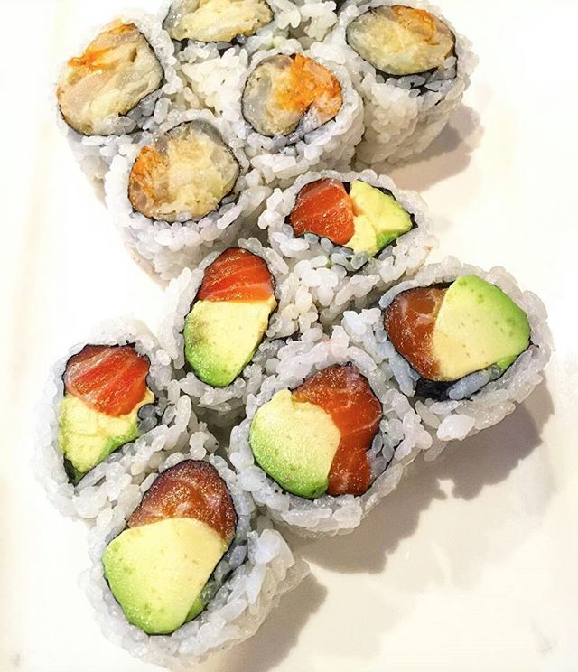 Lunch at Aji 53 is a guaranteed way to power up and feed the soul. With lunch specials like two rolls for $8, three rolls for $11 and a variety of lunch boxes... we've got you covered on all bases.  #AJI53 #BayShore #LongIsland #Sushi #Sashimi #ExploreLINY #SuffolkCounty #LI #Zagat #ForkYeah #Feastagram #SpoonUniversity #FoodBeast #TheGrubfather #IGfoodie #FeedFeed #SushiTime #iLoveSushi