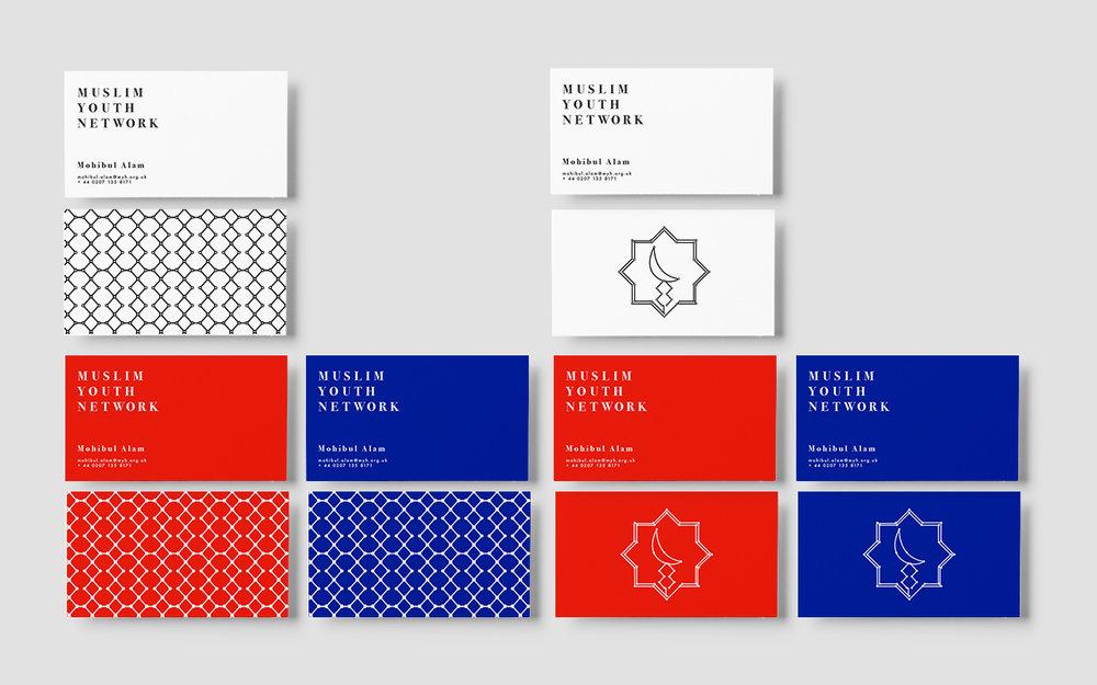 Brand Behaviour — Business Cards