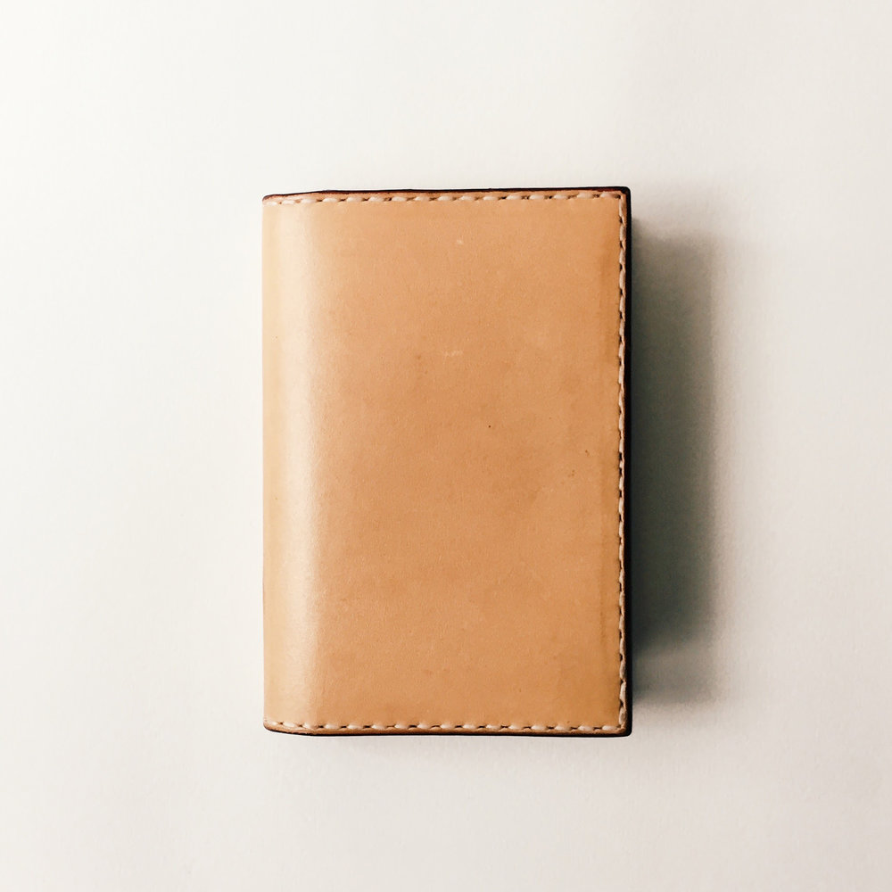 A6–Sized Notebook / Passport Cover   Front