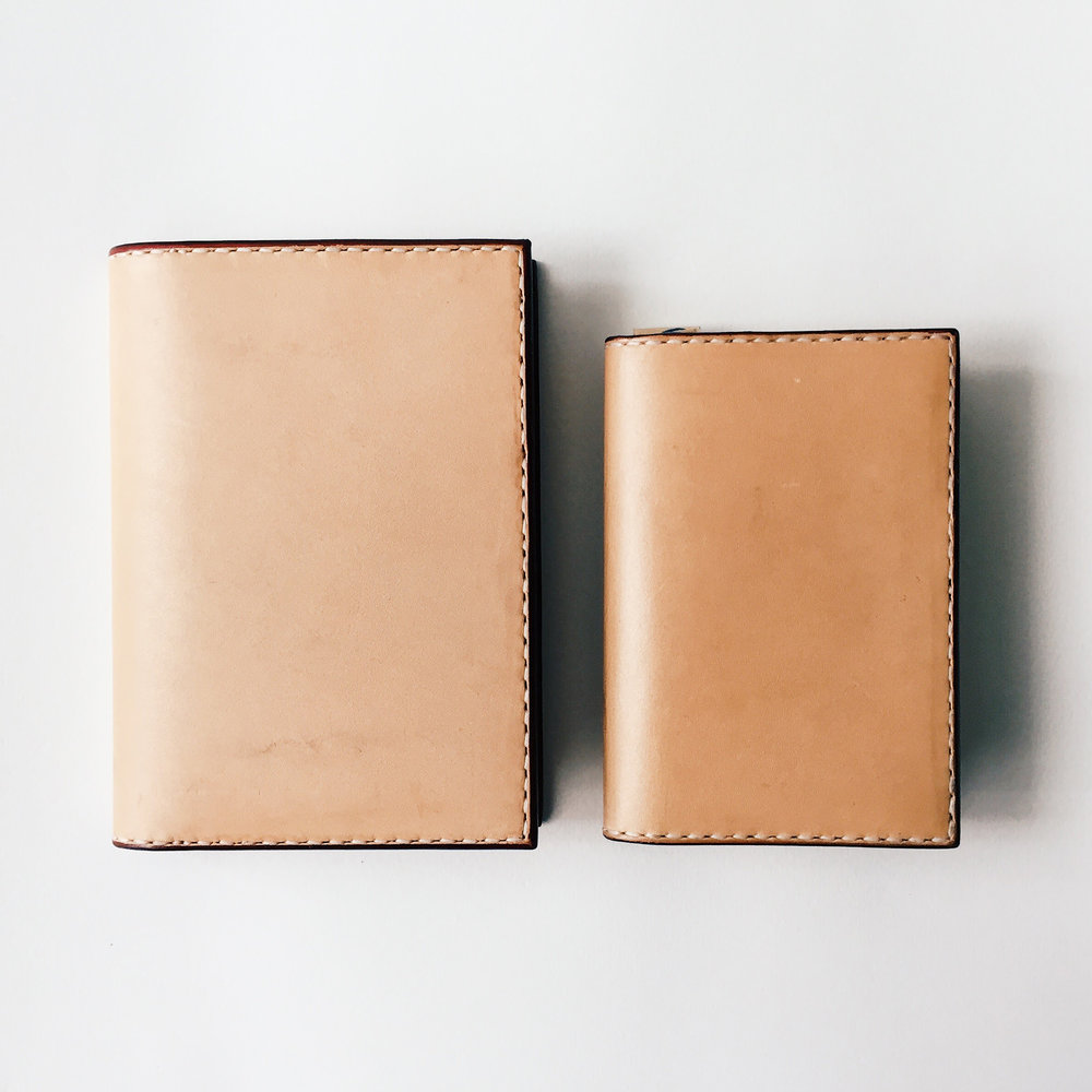 A5 and A6 Sized–Notebook Covers