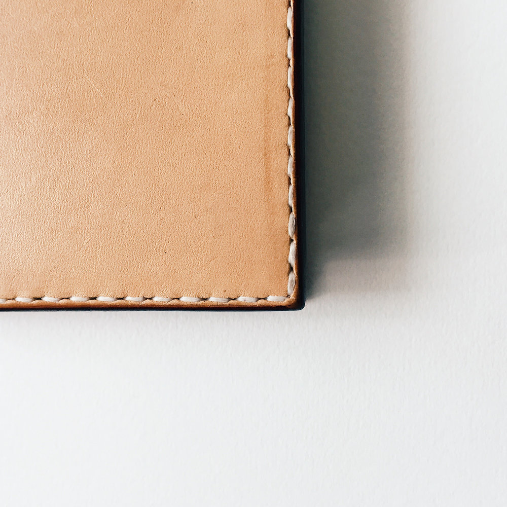 A6–Sized Notebook / Passport Cover   Detail