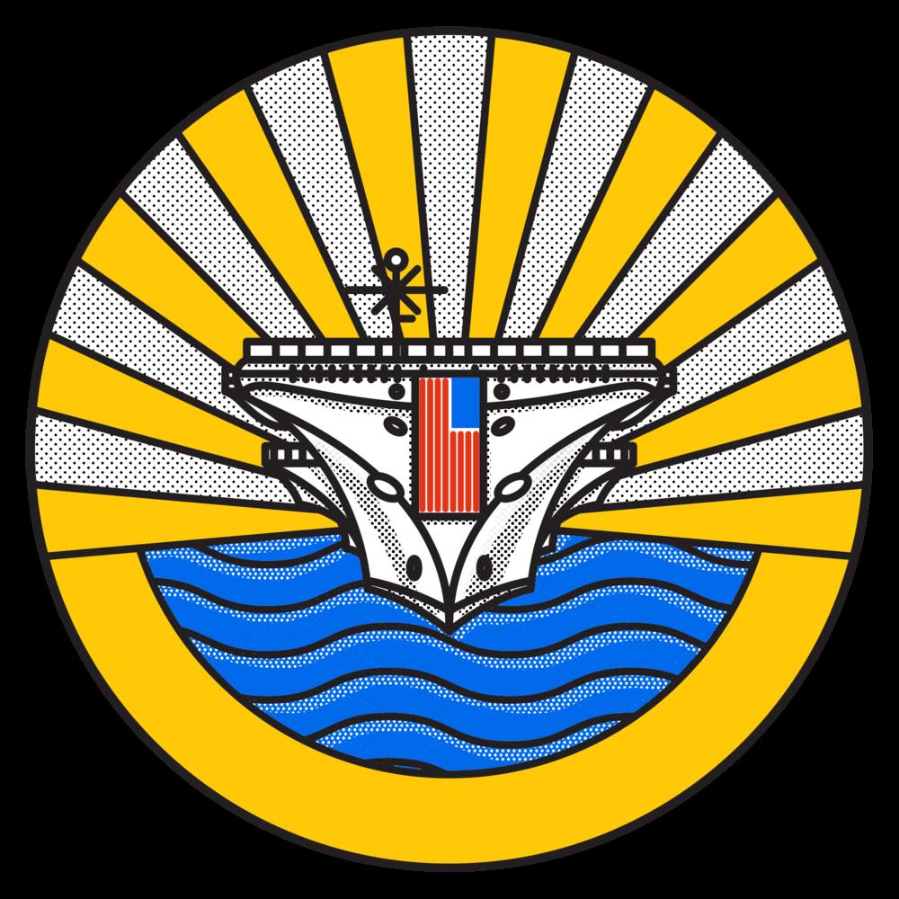 H for USS Hornet