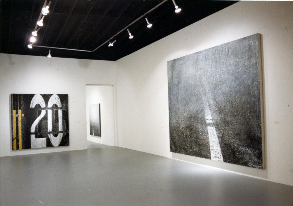 Koplin Gallery, LA, 1987