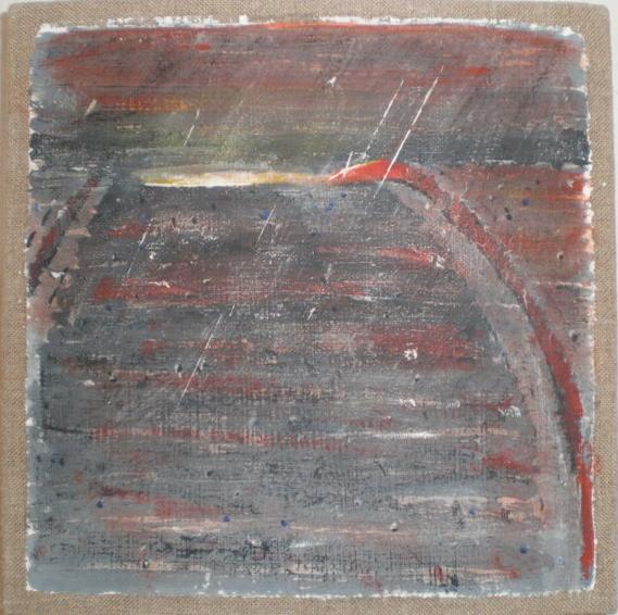 """c. 8 x 8"""", 2007"""