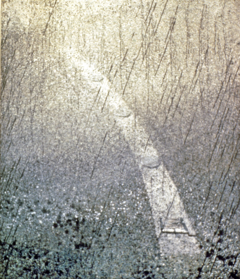 First Wind Painting, 1984