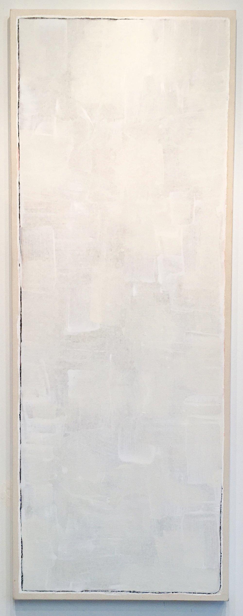 Allah, 80 x 30 inches, 2018