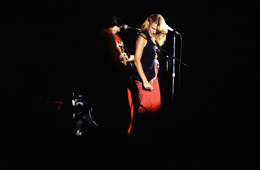 Renee Geyer and Kevin Borich