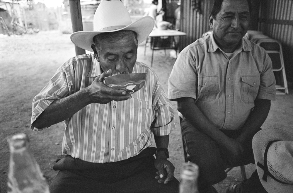 You gotta love a fine texate. Mary Ellen Mark is about to start this winter's workshop in Oaxaca - this shot is from last year's.