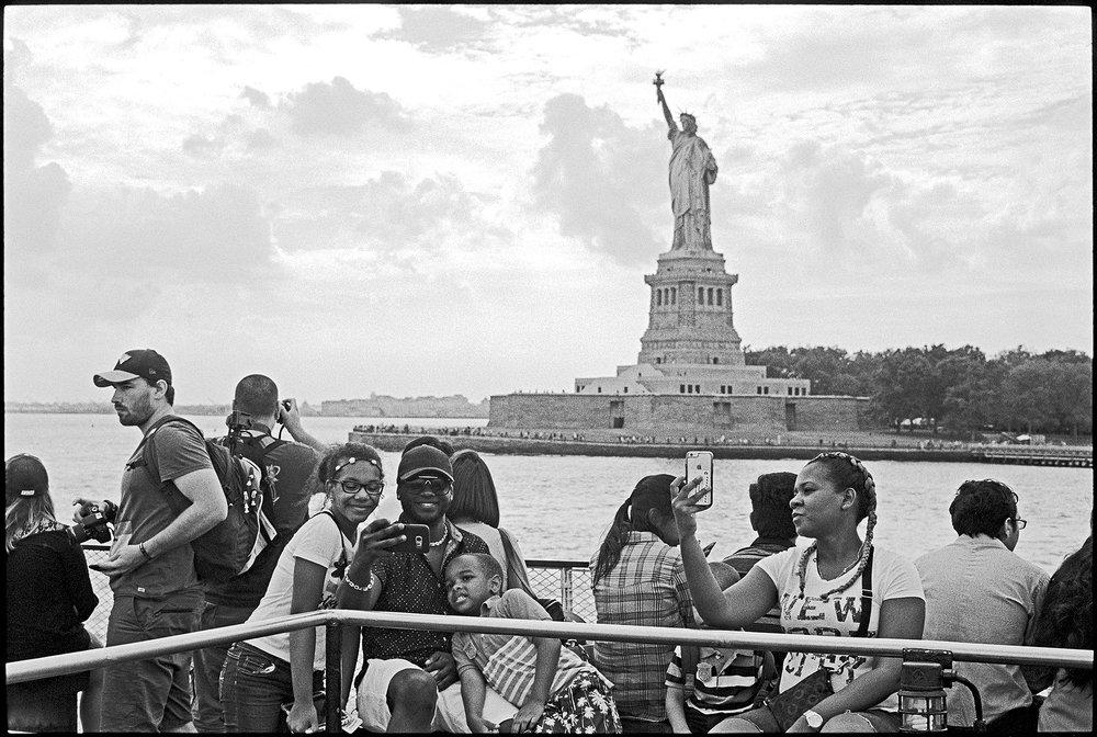 liberty island ferry 08-31-16