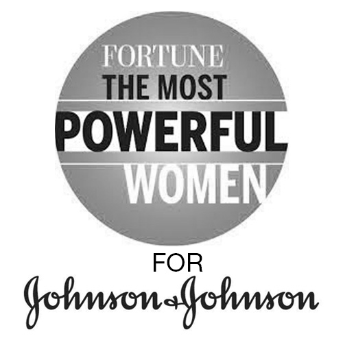 Fortune The Most Powerful Women for Johnson & Johnson