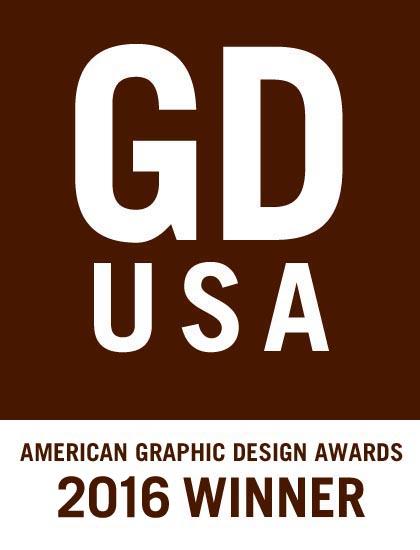 Graphic Design USA American Graphic Design Awards 2016