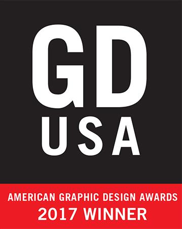 Graphic Design USA American Graphic Design Awards 2017