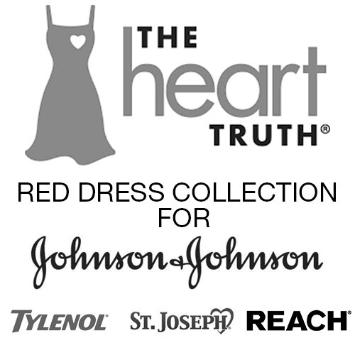 The Heart Truth Red Dress Collection for Johnson & Johnson