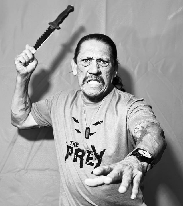 #happyhalloween #thepreymovie #dannytrejo