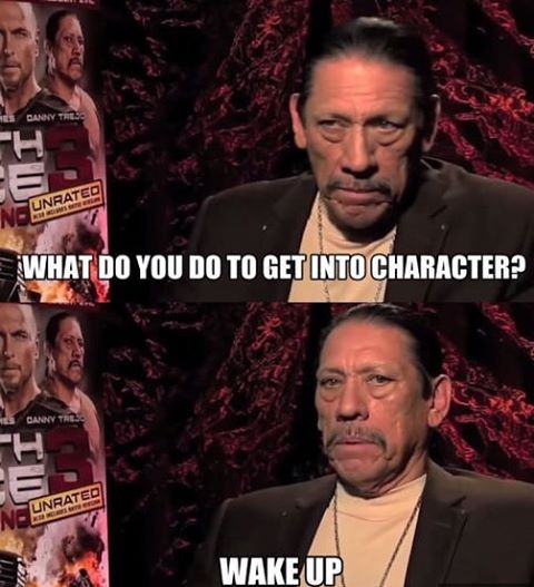 We #love #dannytrejo @thepreymovie