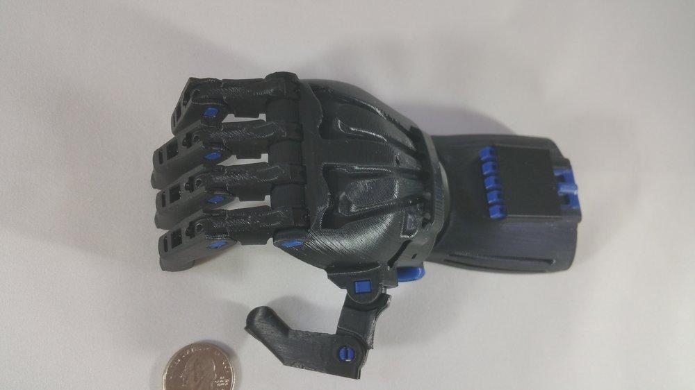 Child's Prosthetic Hand