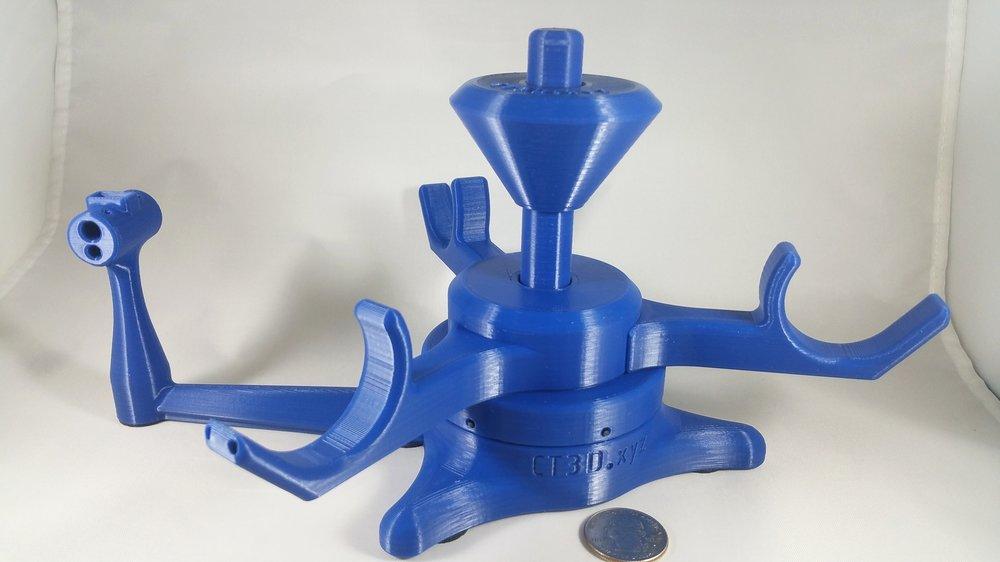 3D Printer Filament Spool Holder