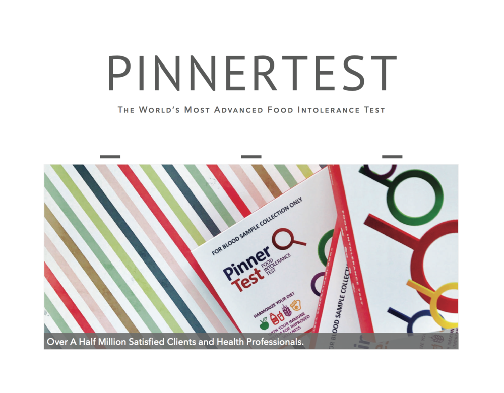 Click image to download the FREE Pinner Test booklet