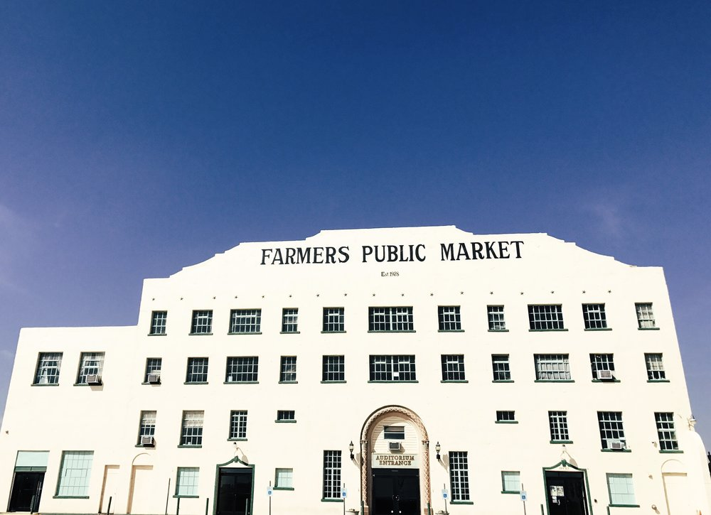 Oklahoma City Farmer's Market! Also check out the Uptown 23rd Farmer's Market and the Edmond Market nearby!