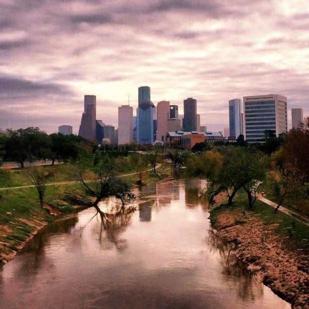 Skyline of HTX | photo cred: @kateclark__