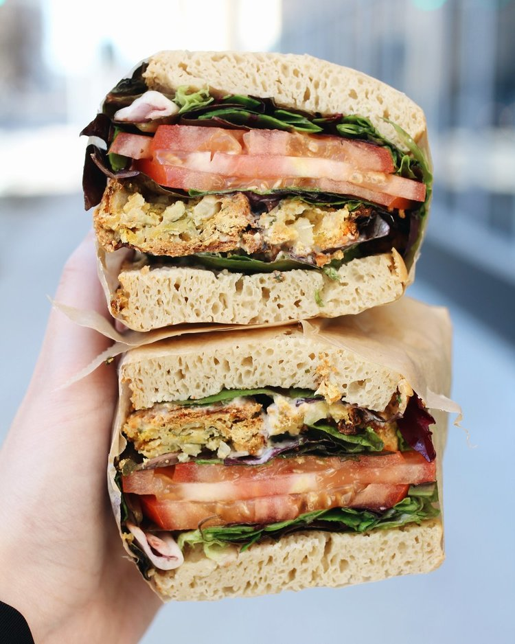 Nourished Food Bar | www.nourishedfood.co