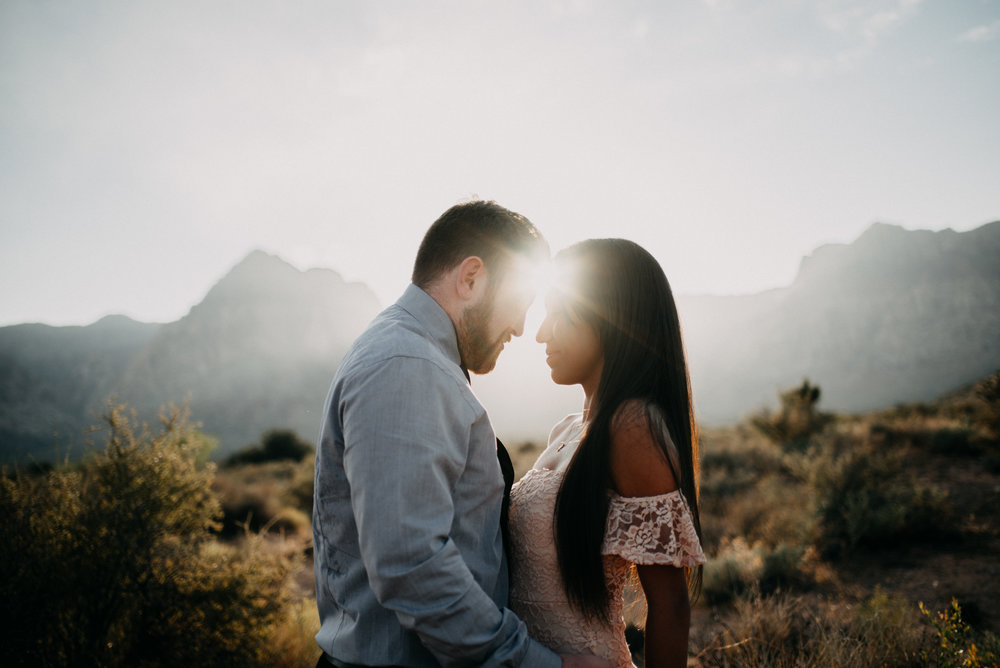 Desert Couple's Session