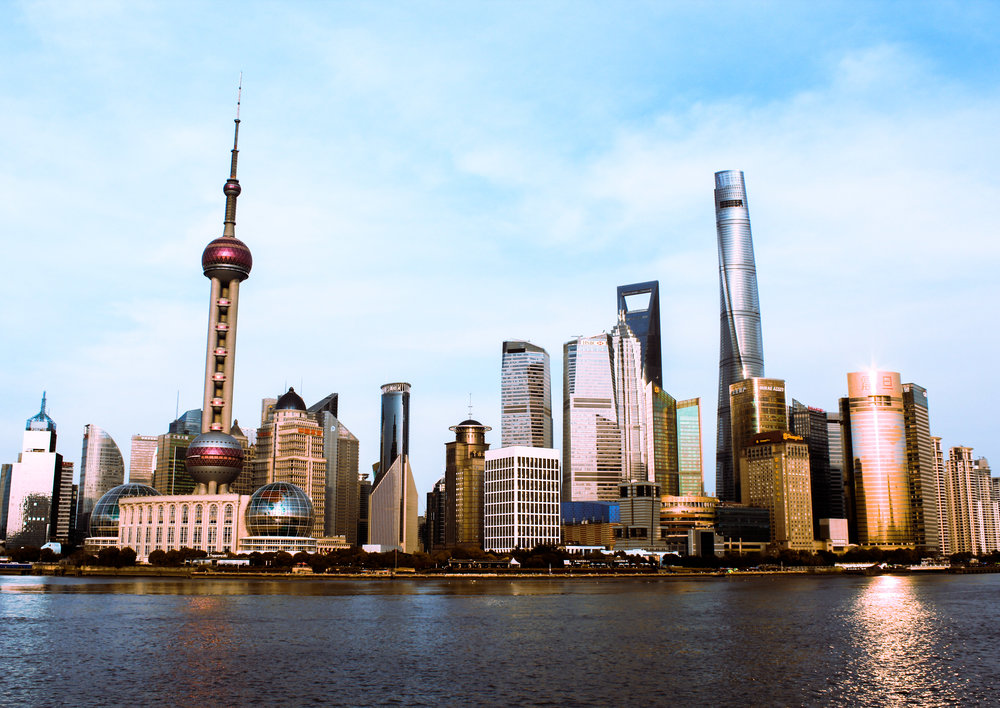 外滩 The Bund - Shanghai 2016