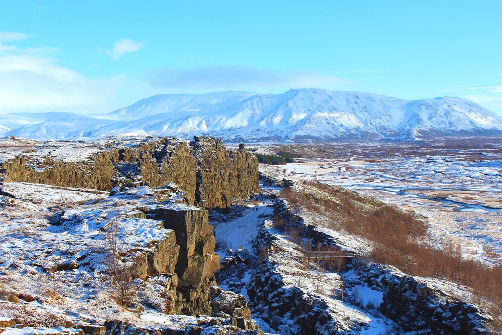 Þingvellir national park (Thingvellir)
