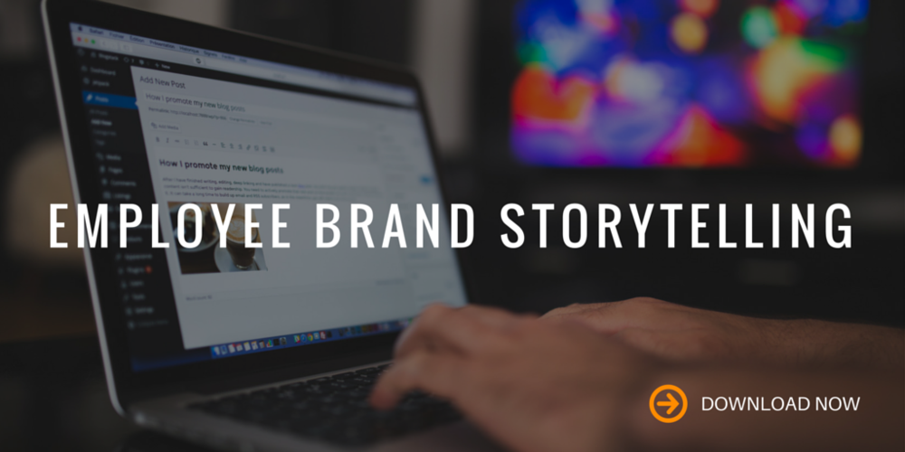 A framework for brand storytelling - I believe this. Do you? http://bit.ly/EmployeeBrand