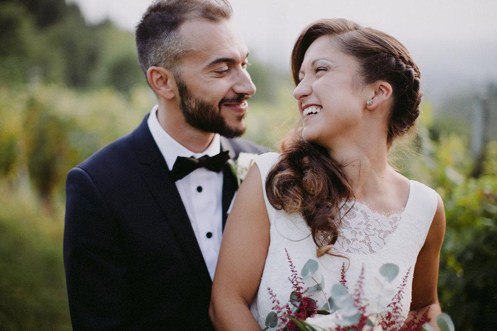 SARA & ALESSIO - LANGHE - PIEDMONT