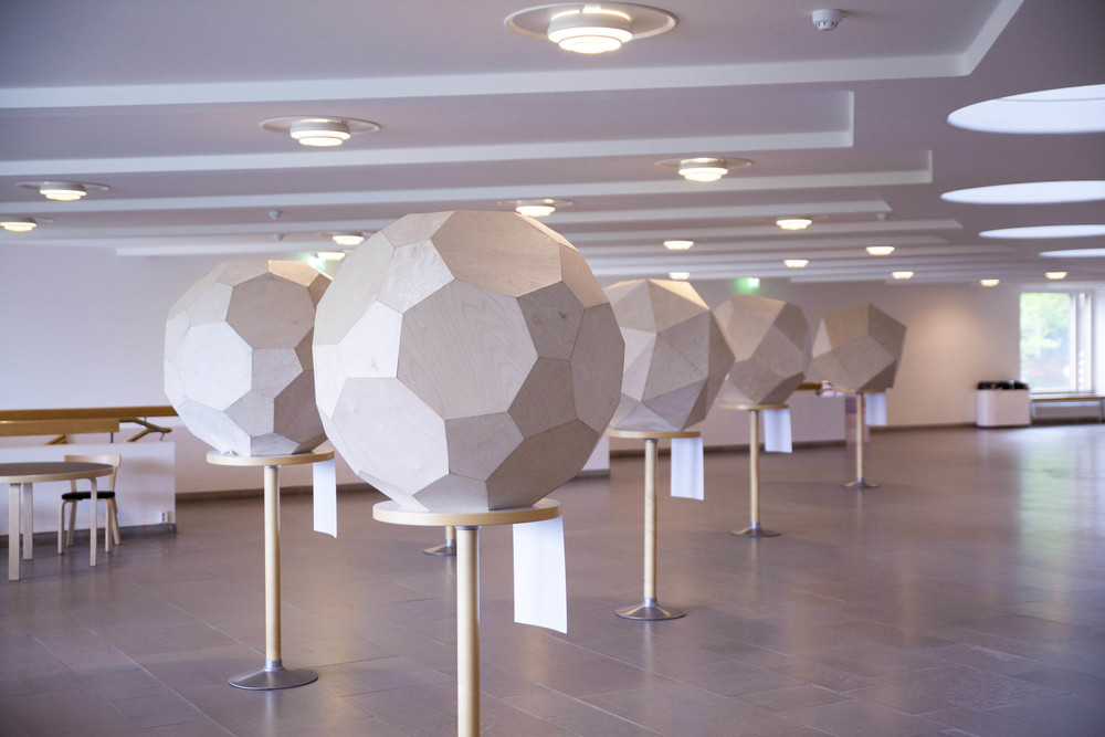 Polyhedrons / photo: Mikko Raskinen
