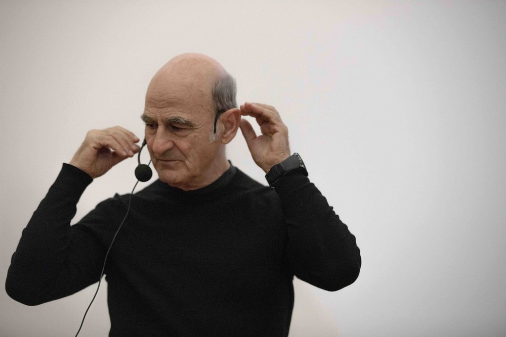 Zombies, Cyborgs & Chimeras, a presentation by Stelarc & discussion 12.4.2018