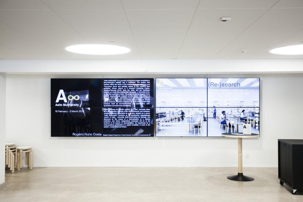 Tori / Media Wall