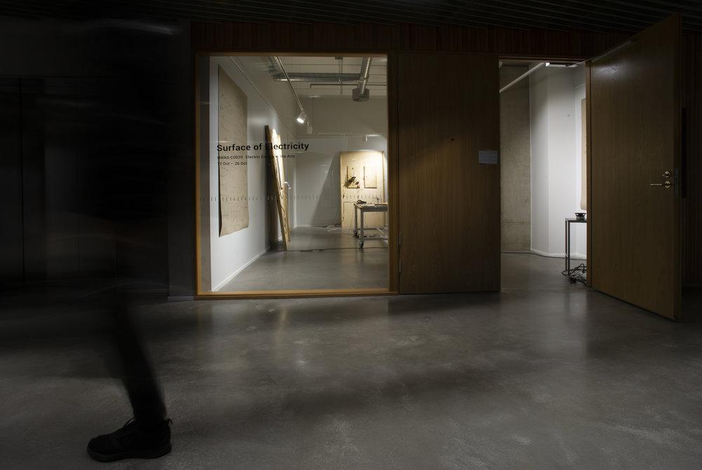 Väre, Gallery V1 Photo: Aalto University / Anne Kinnunen