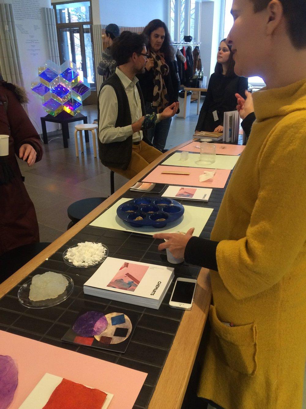Unexpected Encounters // Images: Mikko Raskinen / Aalto University