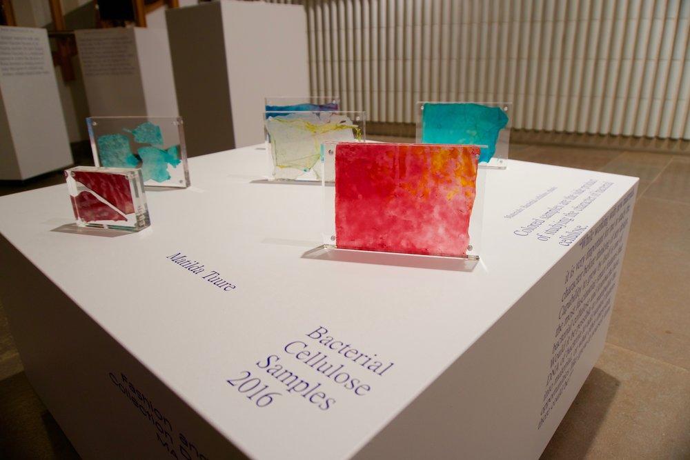 Exhibition Unexpected Encounters // Photo: Mikko Raskinen / Aalto University