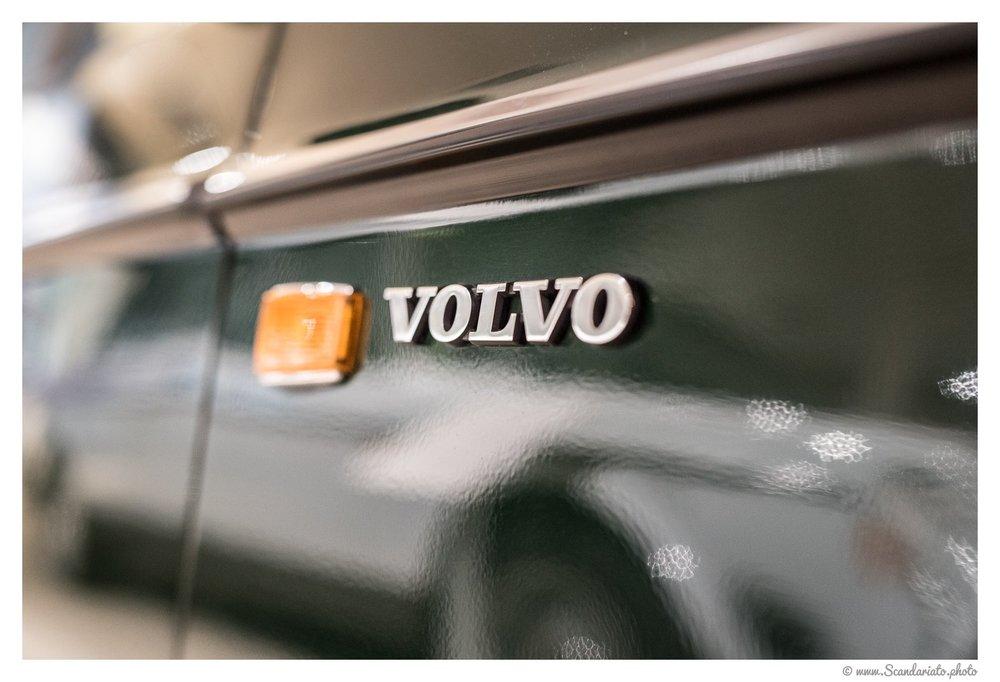 Volvo Museum. 50mm on full-frame. 1/125 sec, f/2.8, ISO 2500