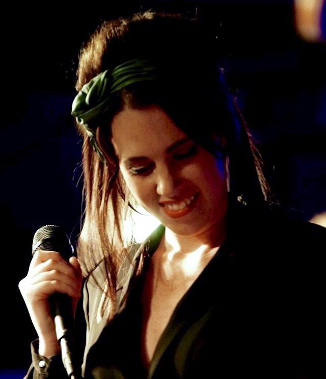 Vocalist Georgia van Etten