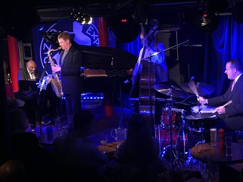 Harold Mabern, Eric Alexander, Daryl Hall, Bernd Reiter