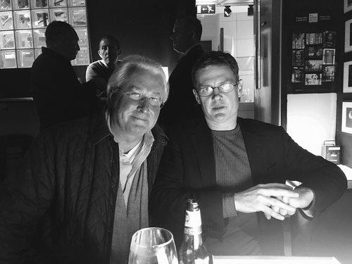 Martin Hummel, Eric Alexander