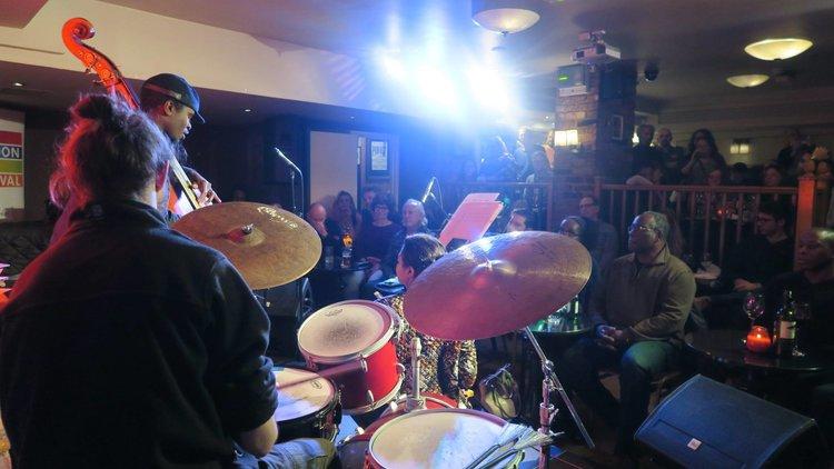 Bassist Daniel Casimir, Drummer Jake Long