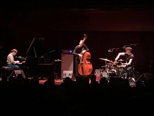 Phronesis: Ivo Neame, Jasper Hoiby, Anton Eger