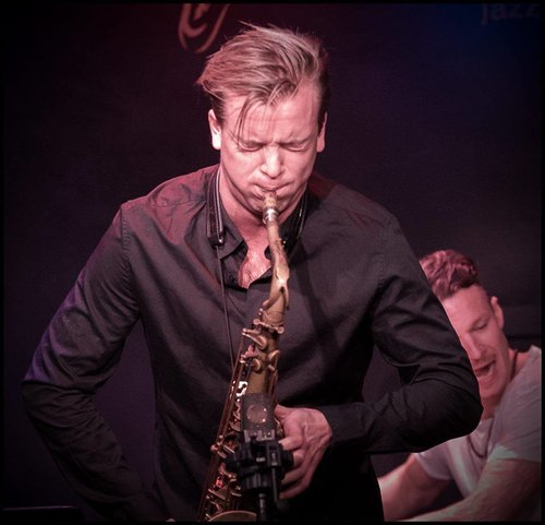 Marius Neset, Anton Eger