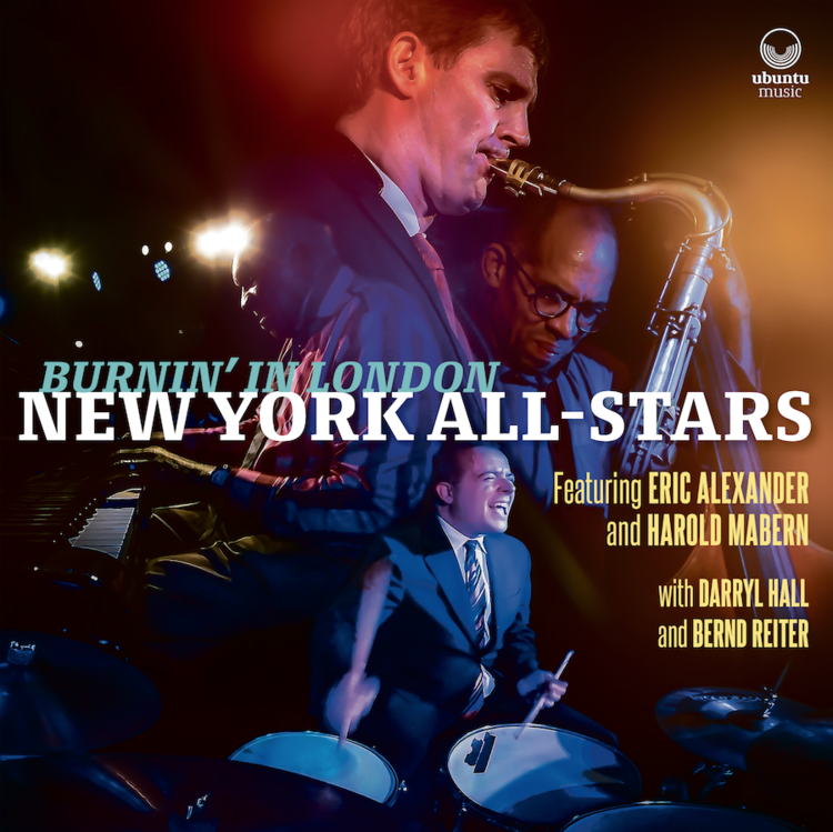 NY All-Stars/ Burnin' in London