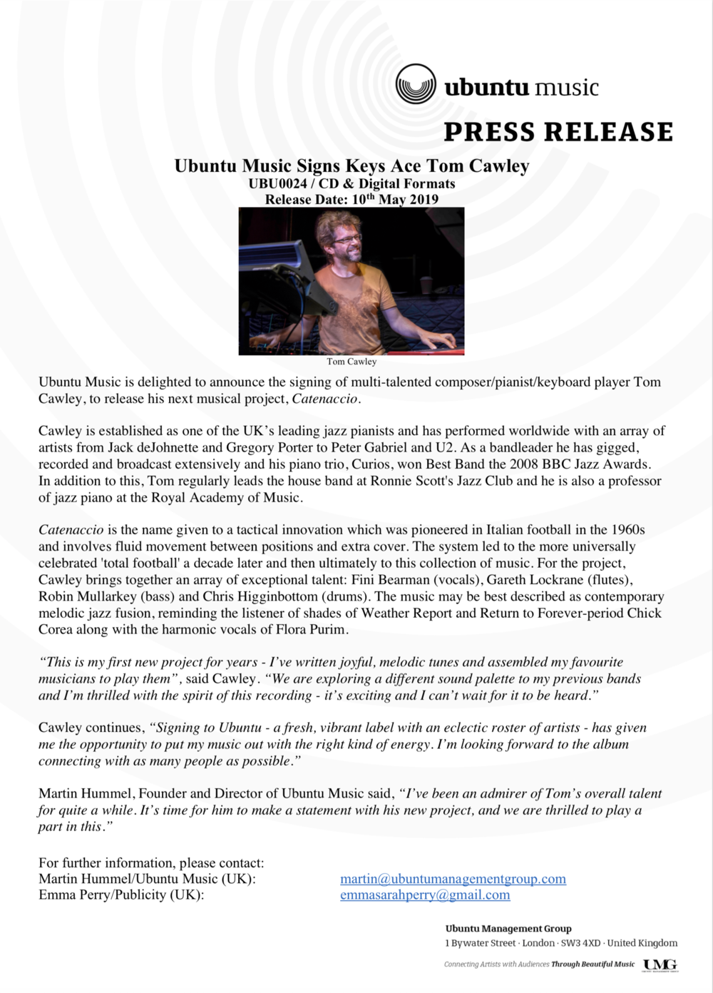 UM_Tom Cawley Signing Announcement_11.2.2019.png