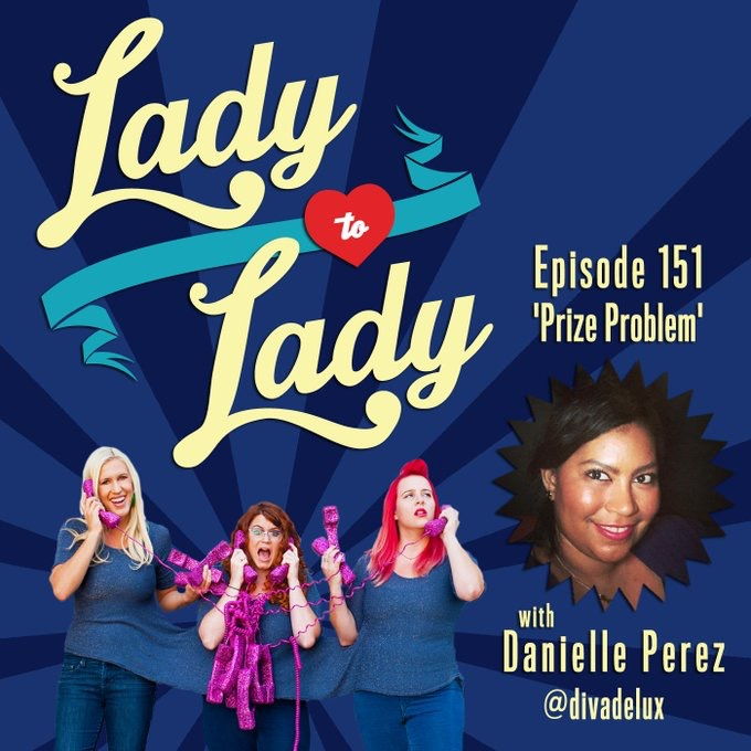 PRIZE PROBLEM – WITH DANIELLE PEREZ – EPISODE 151