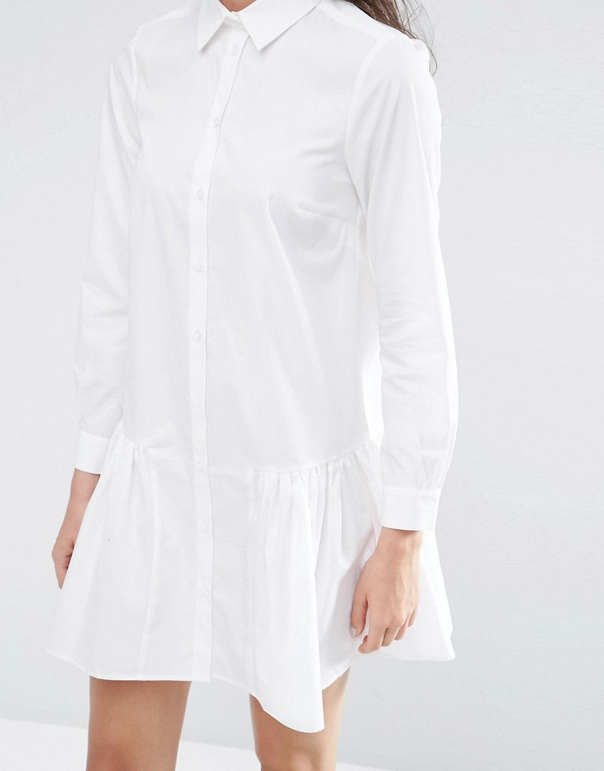 The Minimalistic Shirtdress, Asos - £38