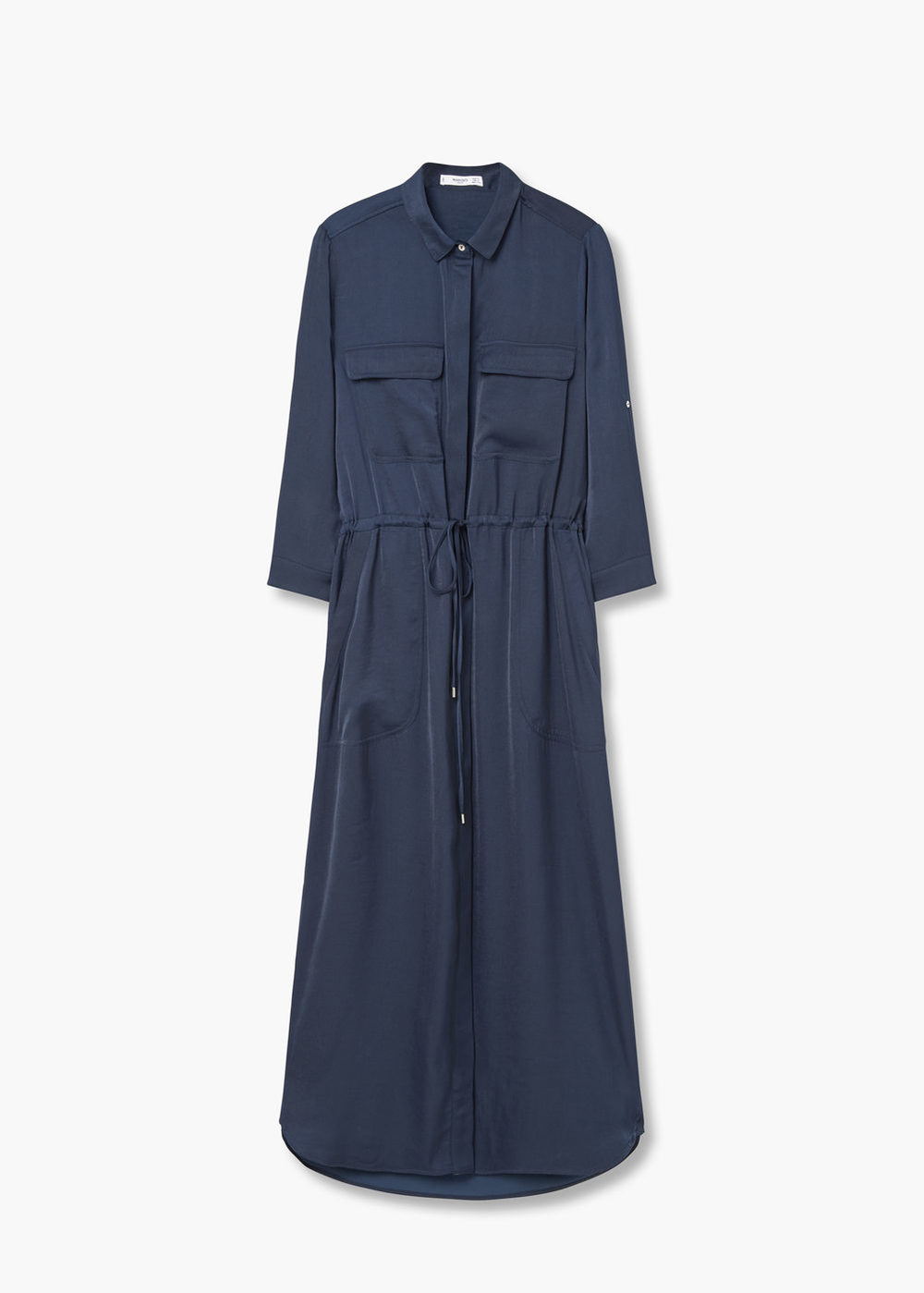 The Maxi Shirtdress, Mango - £59.99