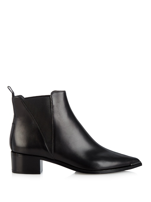 Acne - Jensen Leather boots